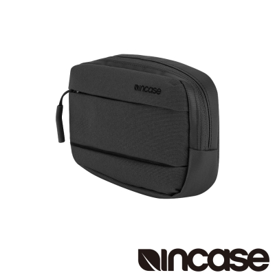 INCASE City Accessory Pouch 城市多功能配件收納包 (黑)