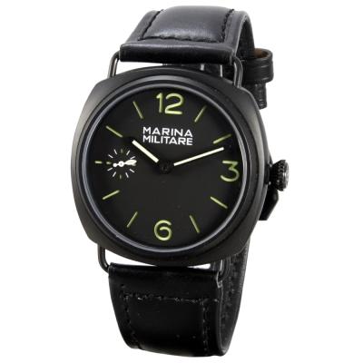 PARNIS瑞典/軍錶風格/簡約風格/42mm/手動上鍊/機械錶/PA3018/底蓋鏤空