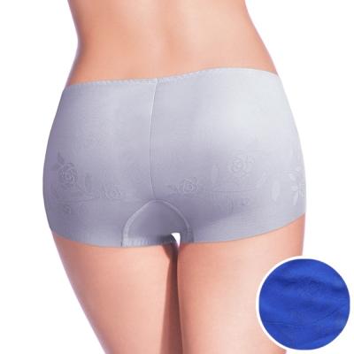 黛安芬-STRETTY小褲 零著感系列平口內褲 M-EEL(英國藍)