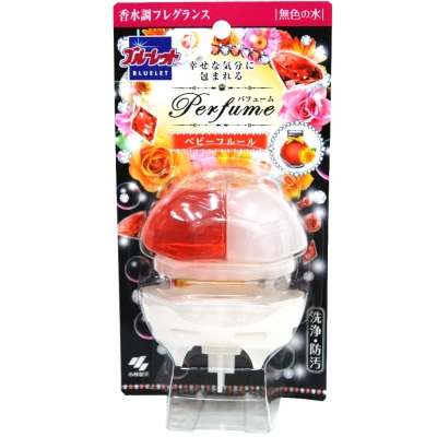小林製藥 廁所香水消臭防汙劑-陽光花香(70ml)