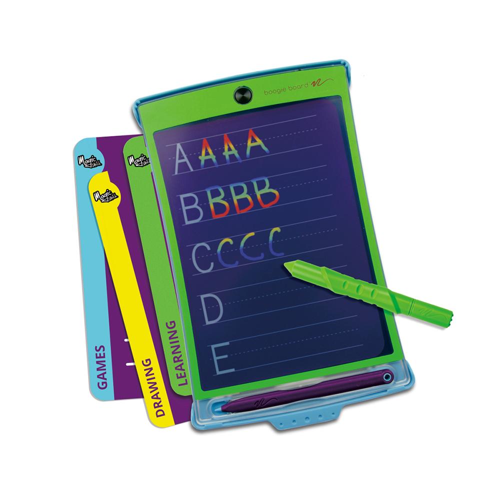 Boogie Board Magic Sketch 8.5吋彩色透明手寫塗鴉板