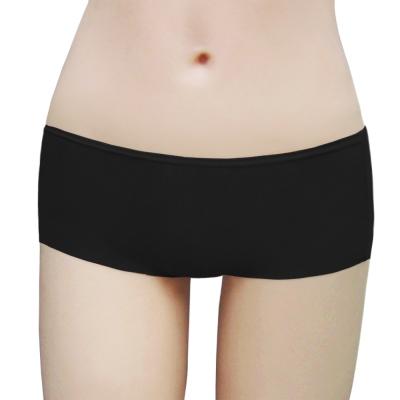 瑪登瑪朵-2014SS低腰平口褲(黑)