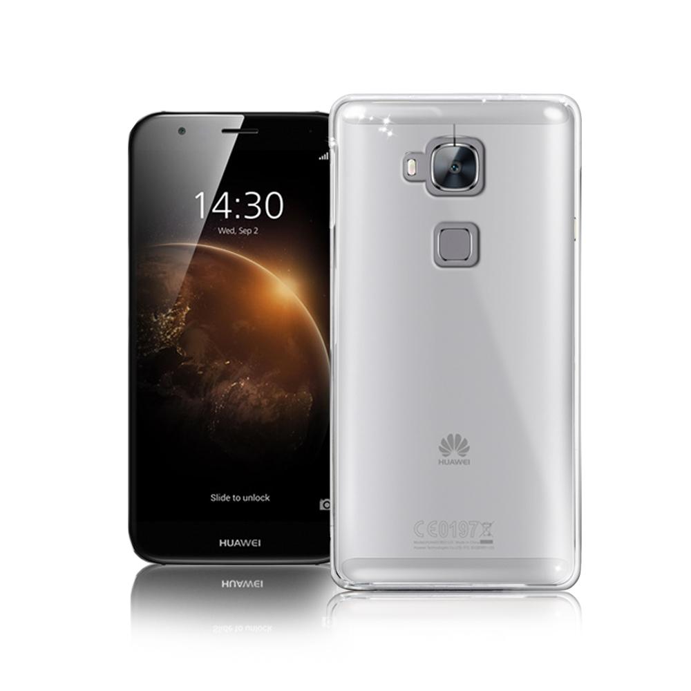 X mart HUAWEI G7 Plus 5.5吋  薄型清柔隱形保護手機殼