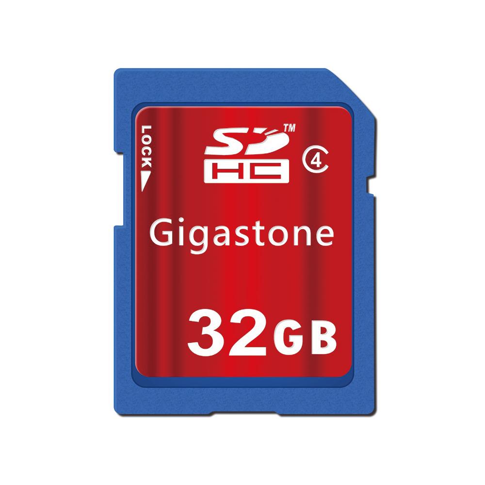 GigastoneSDHC Class4 32G記憶卡