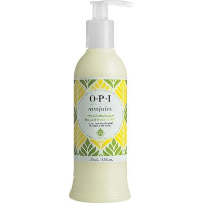 OPI Avojuice清甜檸檬果浴乳液250ml(AVP18)