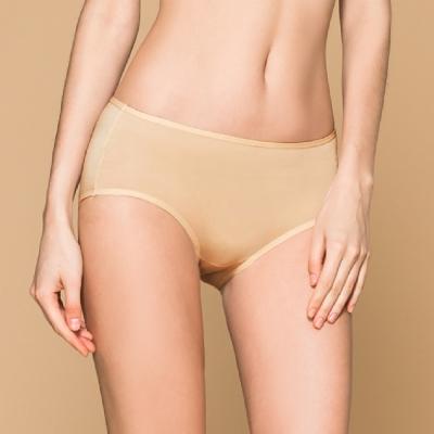 內褲 天然蠶絲蛋白抗敏M-XL內褲 春漾膚 可蘭霓Clany