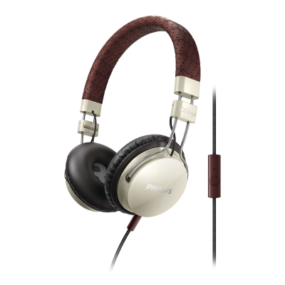 PHILIPS 飛利浦 Foldie頭戴式耳麥 SHL5505YB