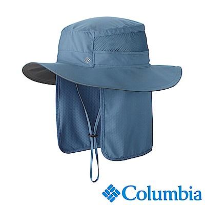 Columbia 哥倫比亞 防曬50涼感遮陽帽-藍灰色 ( UCU91420GL)