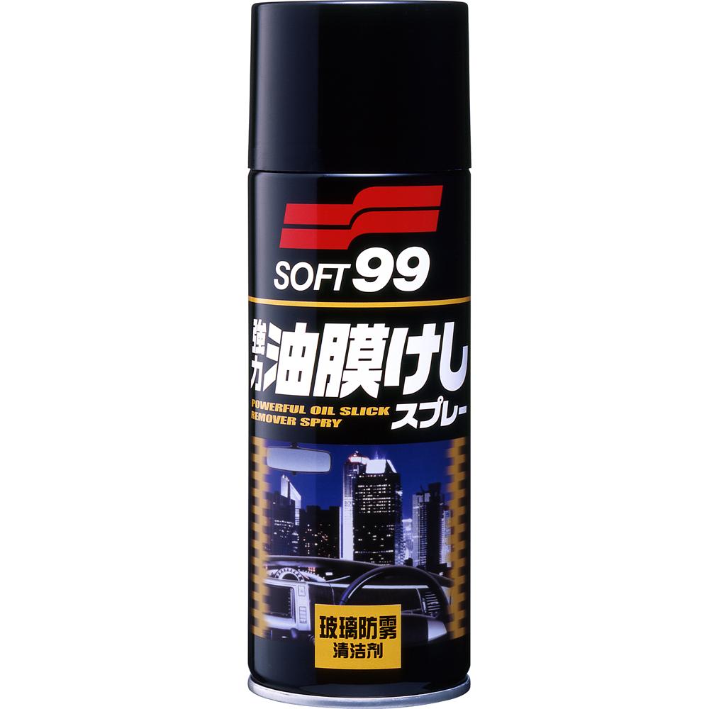 日本SOFT 99 玻璃防霧清潔劑-急速配