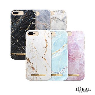 iDeal iPhone 6 Plus/7 Plus/8 plus 瑞典大理石紋手機保護殼