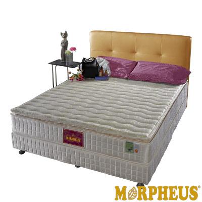 夢菲思 三線乳膠硬式彈簧床墊-單人3.5尺