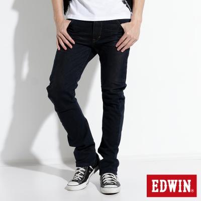 EDWIN-極限悍將-E-F-ZERO伸縮中直筒牛仔褲-男-石洗綠