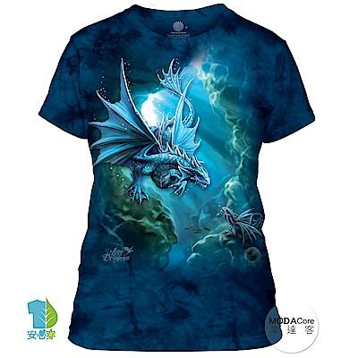 摩達客 美國進口The Mountain 海龍 短袖女版T恤