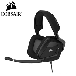 Corsair 海盜船 Void Pro RGB USB 7.1聲道電競耳麥《碳黑》