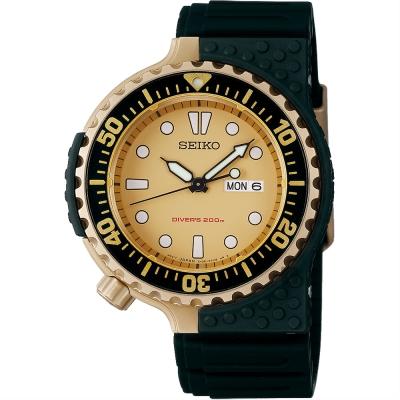 (無卡分期6期)Seiko x Giorgetto Giugiaro 復刻80年代潛水錶