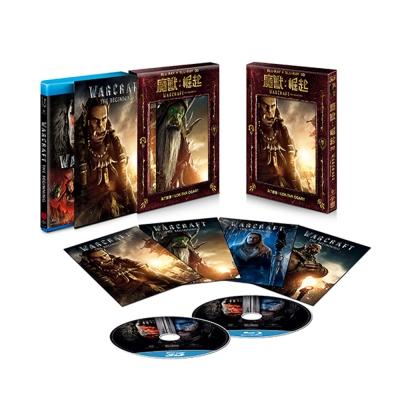 魔獸-崛起-2D-3D-平裝藍光版BD-部落款