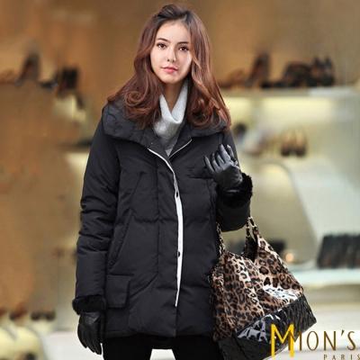 MONS-寬鬆羽絨外套