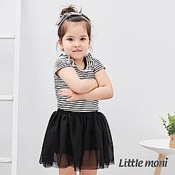 Little moni 紗裙短褲 (2色可選)