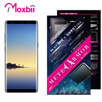 Moxbii Samsung Galaxy Note 8 太空盾 Plus 抗衝...