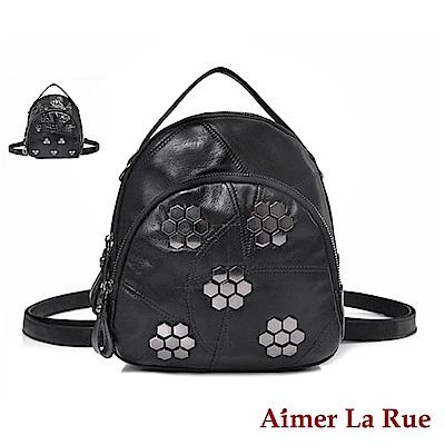 Aimer La Rue 二用後背包 羊皮珼吉塔系列(二款)