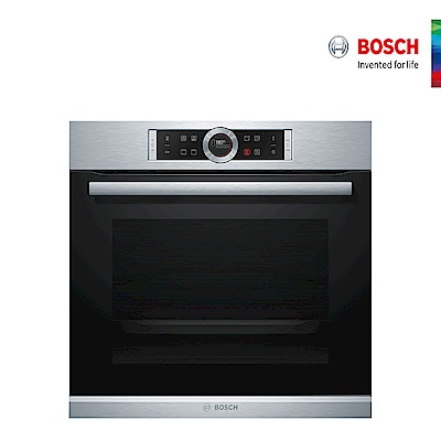 Bosch 8系列嵌入式烤箱HBG632BS1