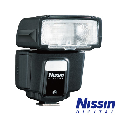 Nissin-i40-For-M4-3微型閃燈
