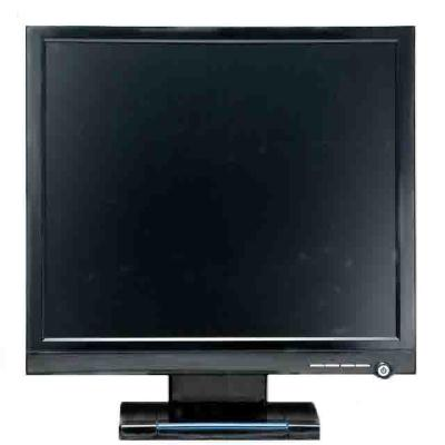 DecaMax-17吋監控用多功能液晶顯示器-YT1721B-視訊盒