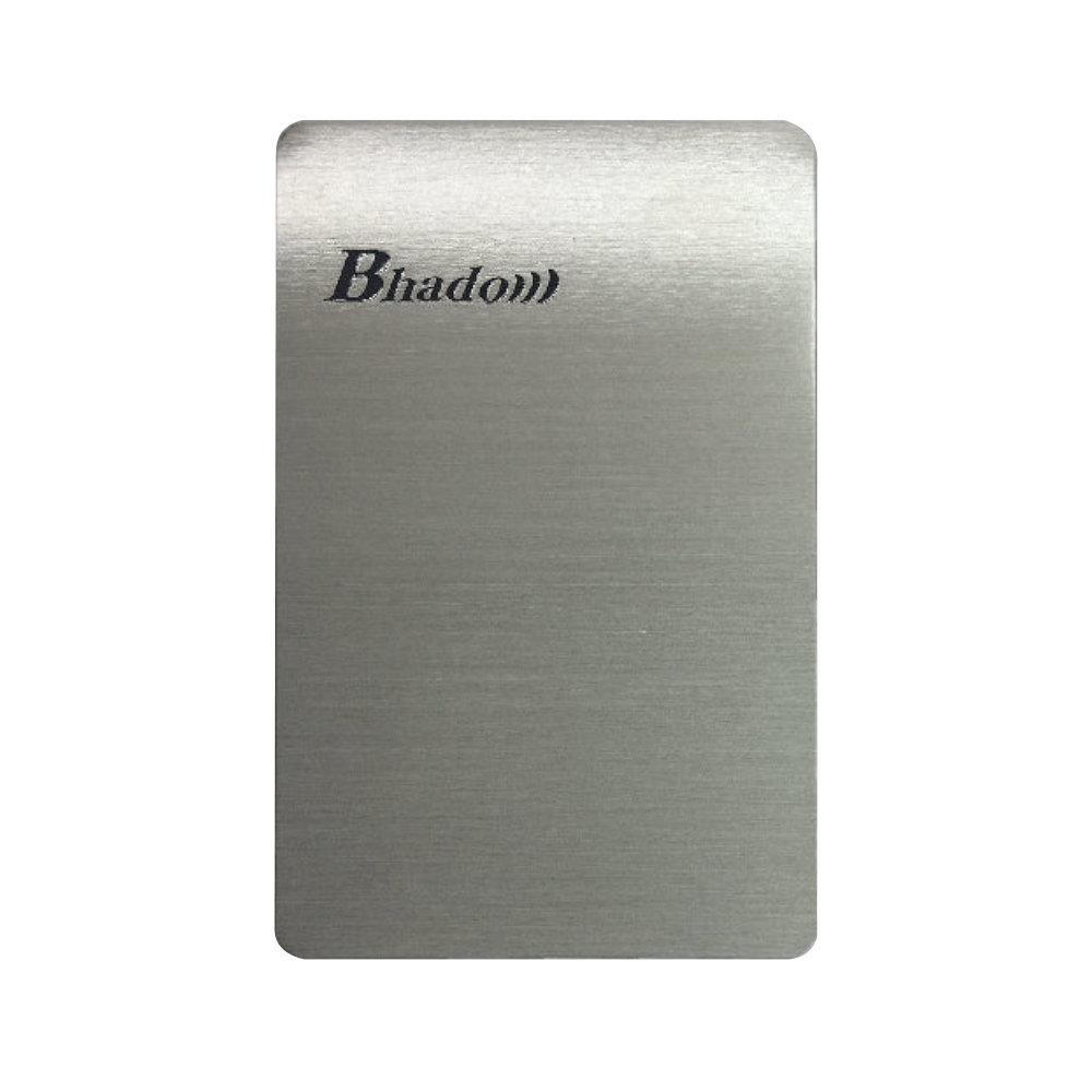 曜兆Bhado)))電磁波防護長方型8cmX5cm名片型