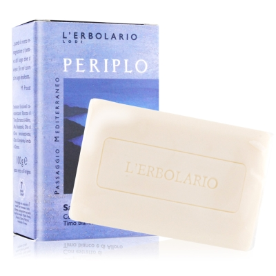 LERBOLARIO蕾莉歐 地中海藍調植物皂(非皂性)100g