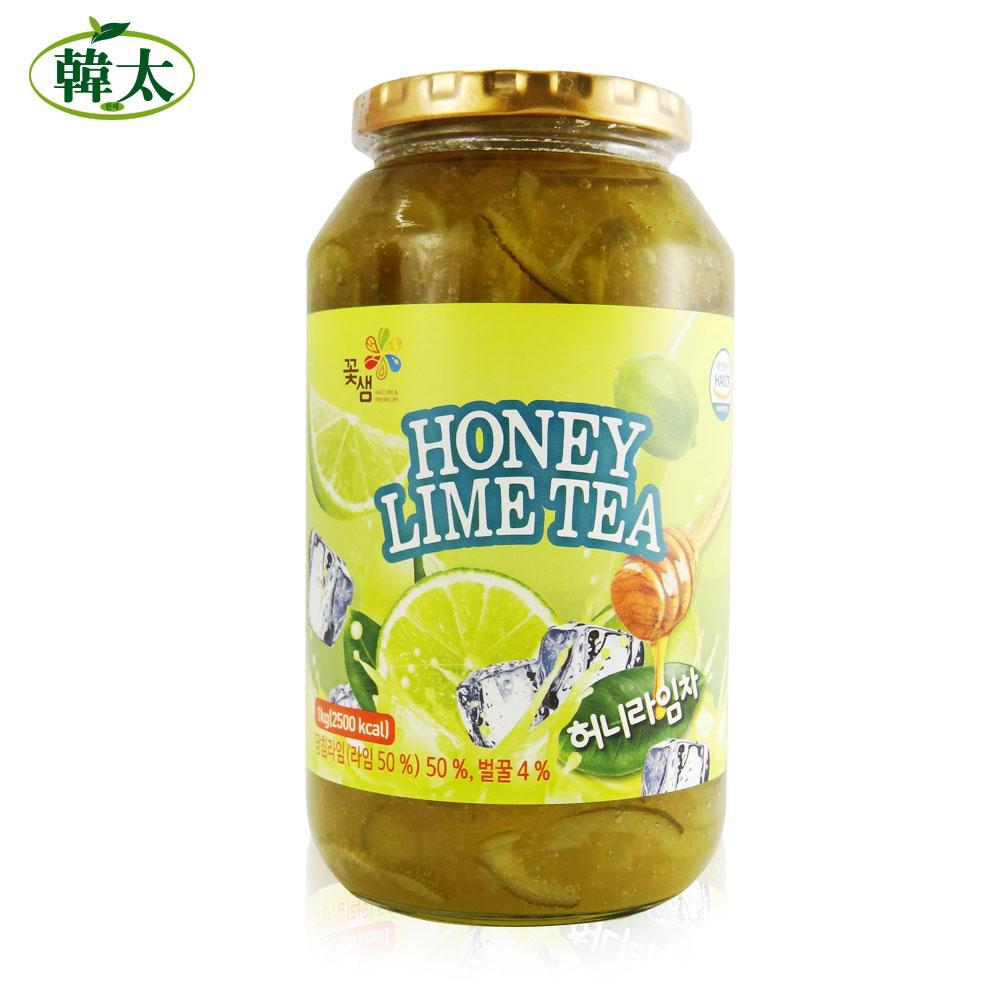 韓太 蜂蜜萊姆茶(1KG)
