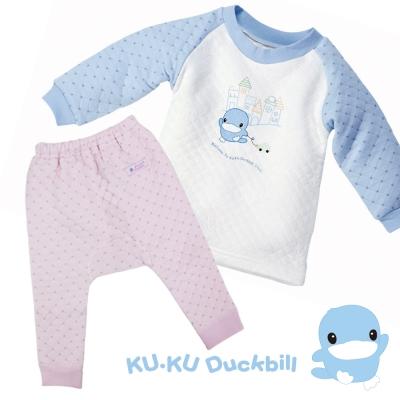 KU.KU酷咕鴨-遊戲格紋成長套裝
