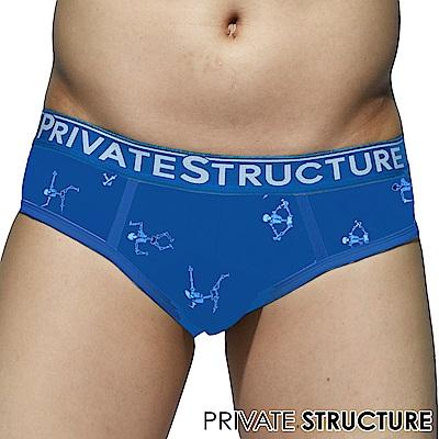 P.S 限量設計-超彈透氣子彈型三角內褲(骷髏),Private Structure