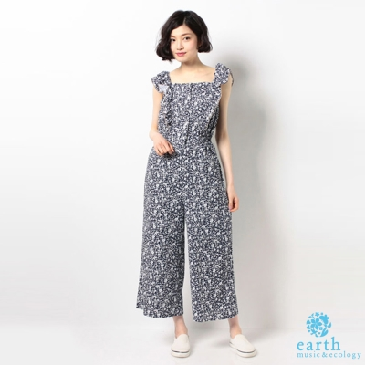 earth-music-ecology-連身寬褲
