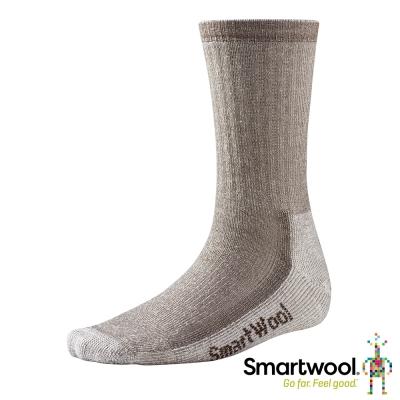 SmartWool 中級減震型徒步中長襪 灰褐