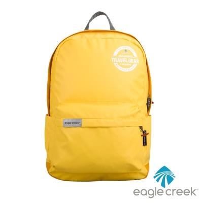 美國Eagle Creek 限量40周年紀念款RFID防水電腦後背包(黃)