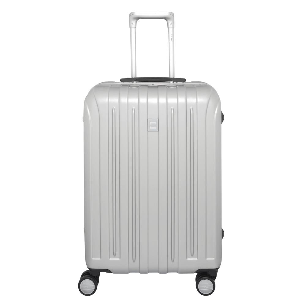 Delsey VAVIN SECURITE-24吋行李箱-銀色