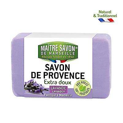 法國玫翠思 普羅旺斯植物皂100g 薰衣草