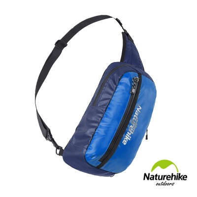 Naturehike-8L戶外輕量單肩斜背包-風行