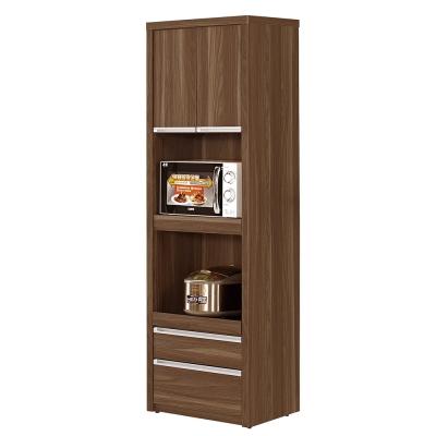 Bernice-維爾2尺高餐櫃-60x40x182cm