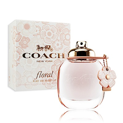 COACH Floral芙洛麗淡香精 50ml