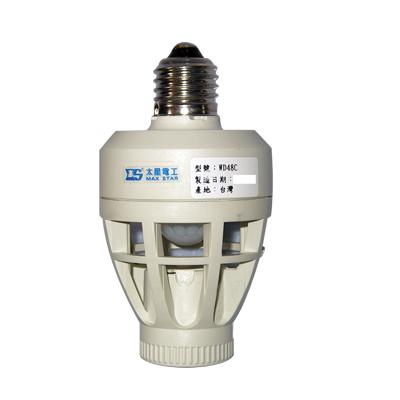 紅外線燈泡轉接座JRC-501(E27燈頭)