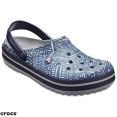 Crocs 卡駱馳 (中性鞋) 卡駱班迷彩克駱格 204553-01U