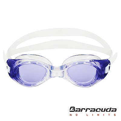 美國巴洛酷達Barracuda 青少年訓練抗UV防霧TITANIUM JR 泳鏡