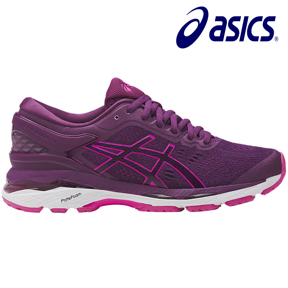 Asics GEL-KAYANO 24 女慢跑鞋 T799N-3320
