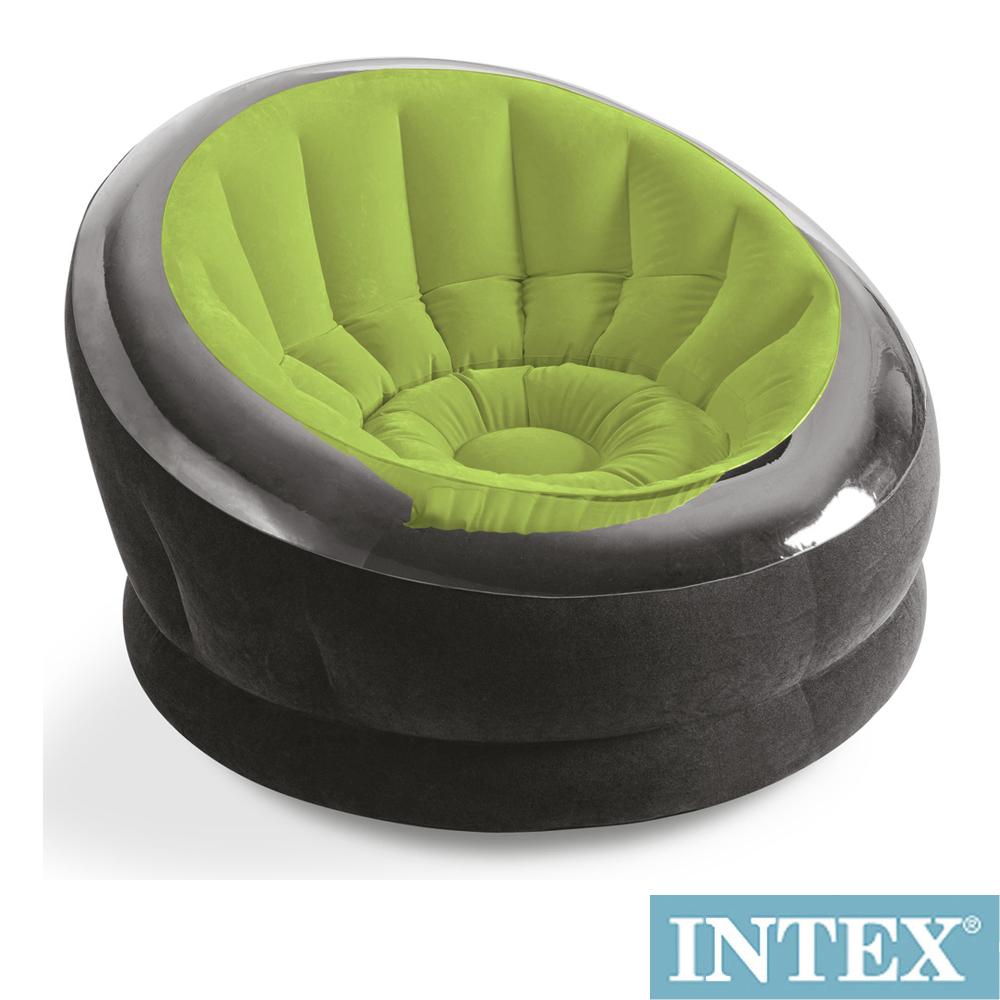 INTEX《星球椅》充氣沙發椅-3色隨機出貨(68582)