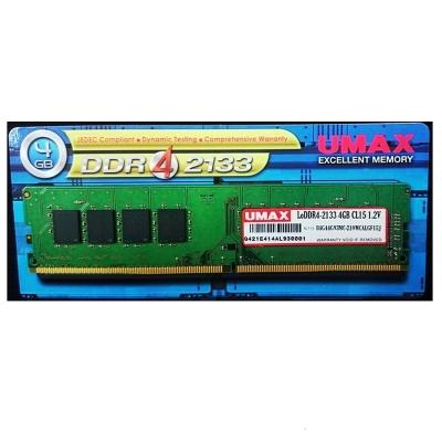 UMAX DDR4-2133 4GB 桌上型記憶體