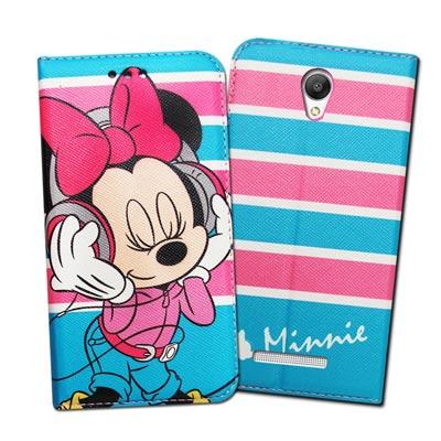 迪士尼授權正版 小米 Xiaomi 紅米 Note2 音樂派對磁力皮套(Musi...