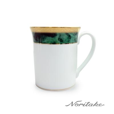 Noritake 皇家綠邊馬克杯