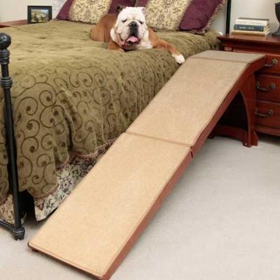 美國SOLVIT 木質寵物家居樓梯 (177*40*63cm)