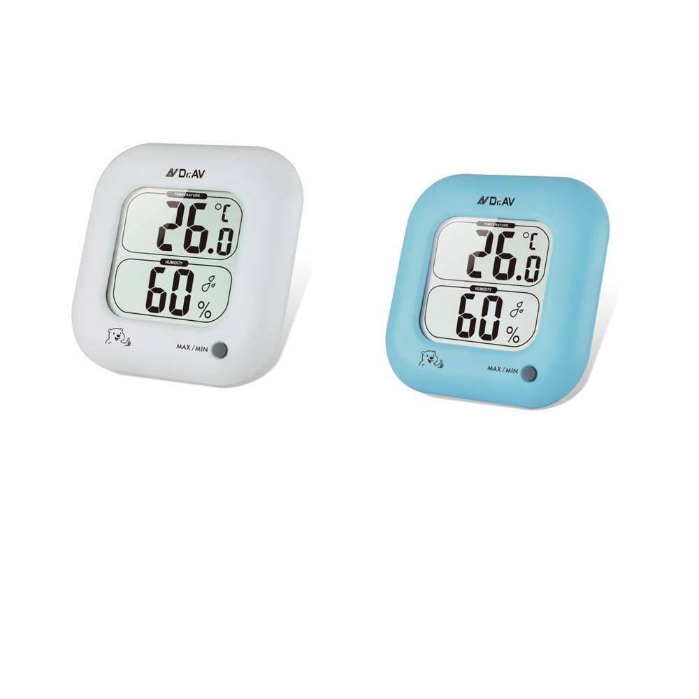 TP-110電子式溫濕度計--顏色隨機出